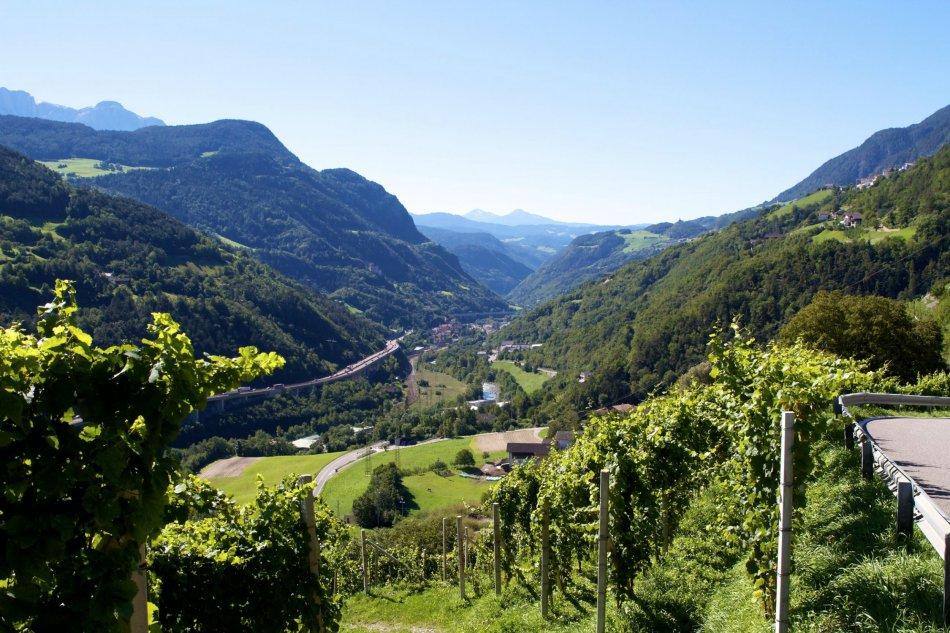 In bici da bolzano a bressanone piste ciclabili dell 39 alto for Alloggi a bressanone